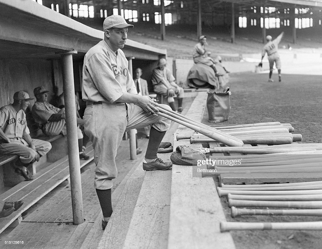 American League Batting Champ With everyone ready to crown Jimmy Foxx of the Philadelphia Athletics batting champion of the American League Dale...