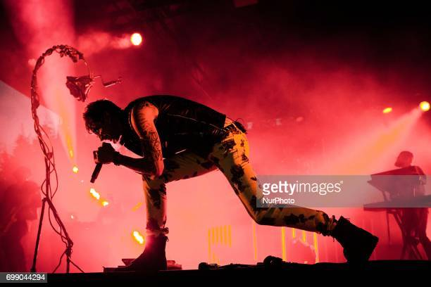 American Machine Gun Kelly rapper arrives in Italy for an unmissable date at the Carroponte in Sesto San Giovanni on June 20 Machine Gun Kelly is the...
