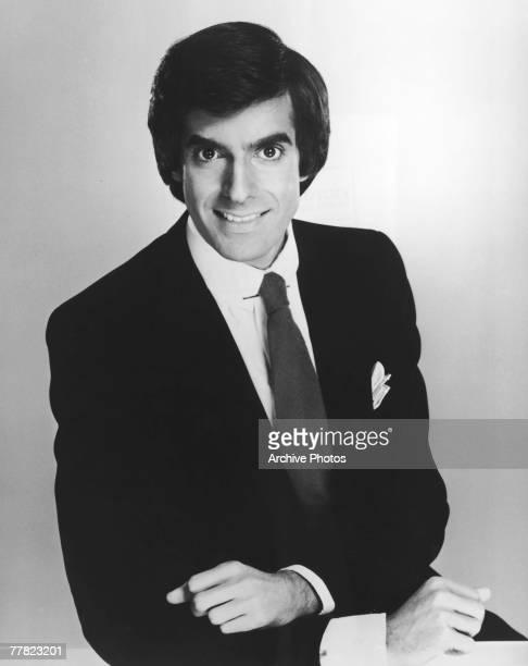 American magician David Copperfield circa 1985