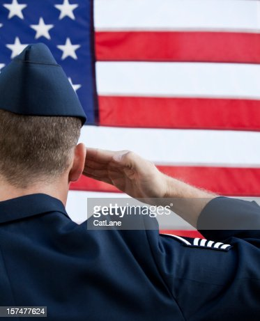 American MIlitary Service Salute