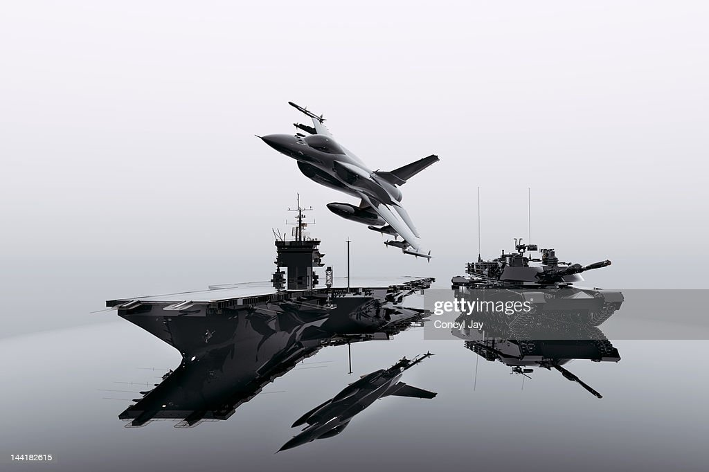 American Military vehicles  with crude oil texture : Stock Photo