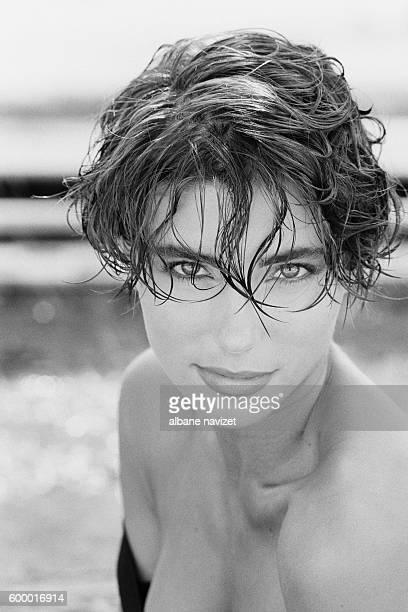 American model Jennifer Flavin