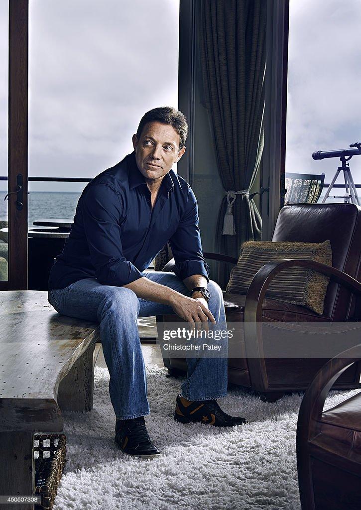 Jordan Belfort, The Hollywood Reporter, February 27, 2014