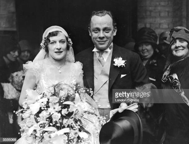 American Motor Car Magnet Horace Elgin Dodge marries Miss Muriel Sissman at Bayswater Presbyterian Church