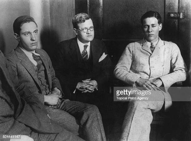 leopold and loeb essay Free essay: response to clarence darrow's argument in the henry case and in the leopold and loeb response to clarence darrow's argument in the henry.