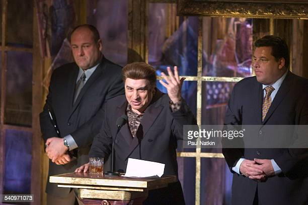 American musician and occasional actor Steven Van Zandt speaks during the Rock and Roll Hall of Fame Induction Ceremoy at the Waldorf Astoria New...