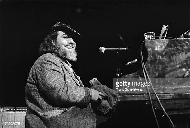 American musician Dr John performs live on stage at the Paradiso in Amsterdam Netherlands on 30th March 1989
