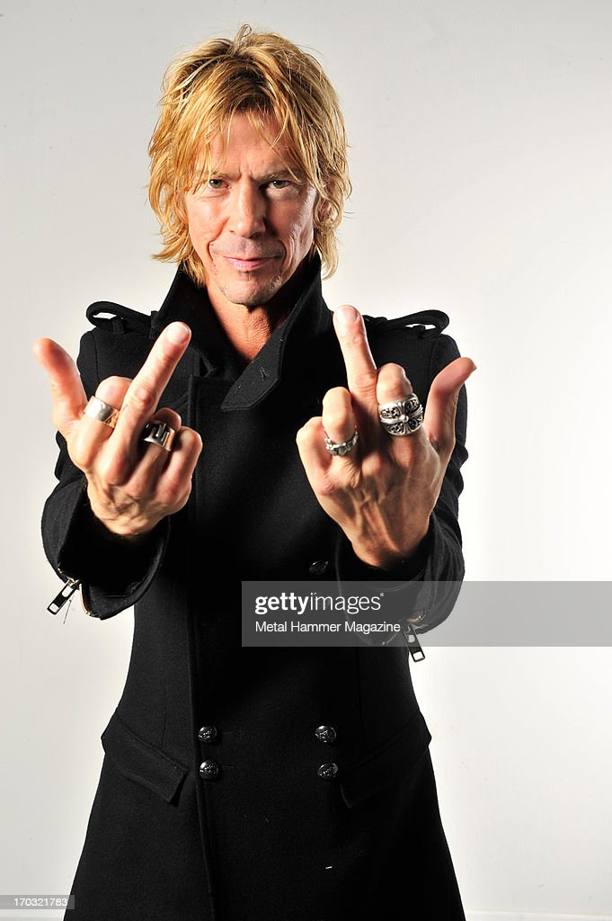 Duff McKagan Portrait Shoot - October 2012