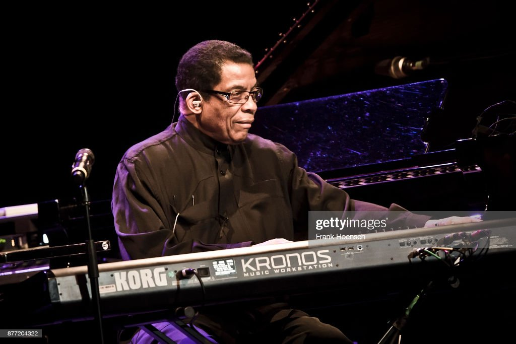 Herbie Hancock Performs In Berlin