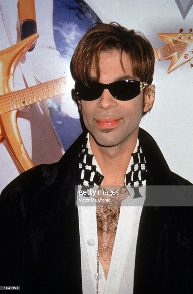 American musician Prince smiles in New York City, New York, circa 1998.