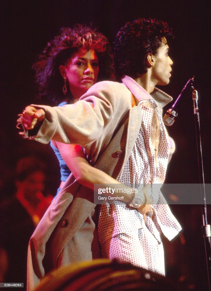 american-musician-prince-with-sheila-e-performs-onstage-at-madison-picture-id528449264