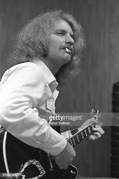 American musician Tom Fogerty of Creedence Clearwater Revival San Francisco 1970