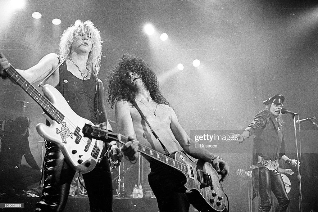 Guns n 39 roses getty images for Classic house music 1988