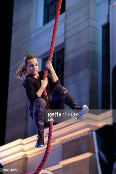 SPECIAL 'American Ninja Warrior' Pictured Mena Suvari