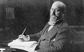 American novelist Henry James in his study