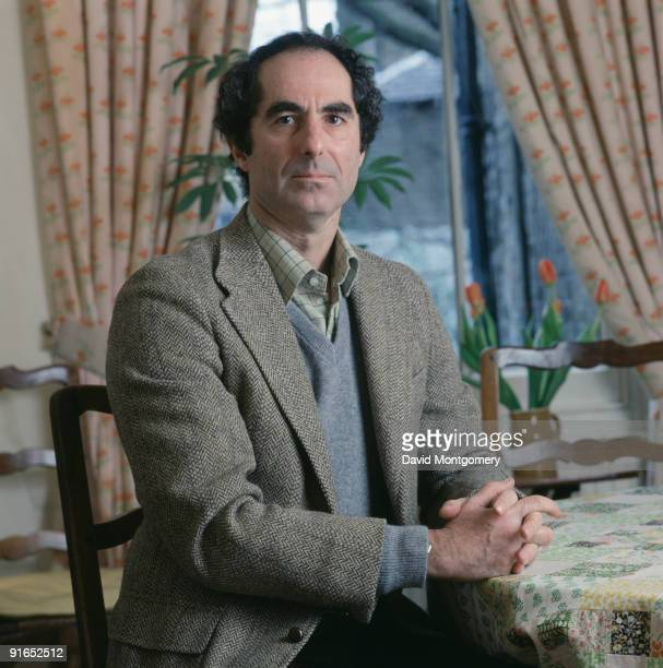 American novelist Philip Roth 22nd March 1981