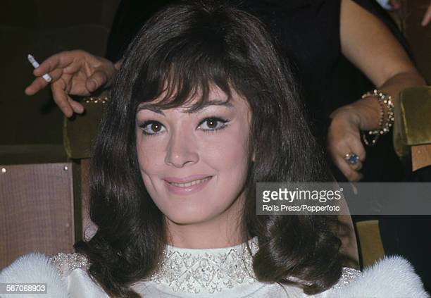 American opera singer and television host Anna Moffo pictured in Italy in 1967