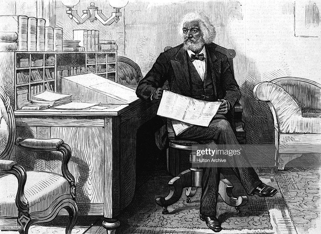 the life of the famous african american orator and author frederick douglass Frederick douglass was one of the most famous african-american abolitionists that means he worked to abolish slavery he was the leading african-american speaker of the 1800s.