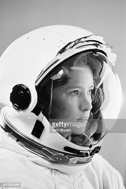 American physician and NASA astronaut William Frederick Fisher and his wife chemist and NASA astronaut Anna Lee Fisher were selected among 8000...