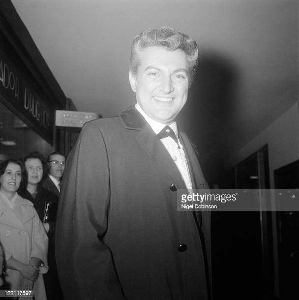 American pianist and entertainer Liberace USA circa 1960