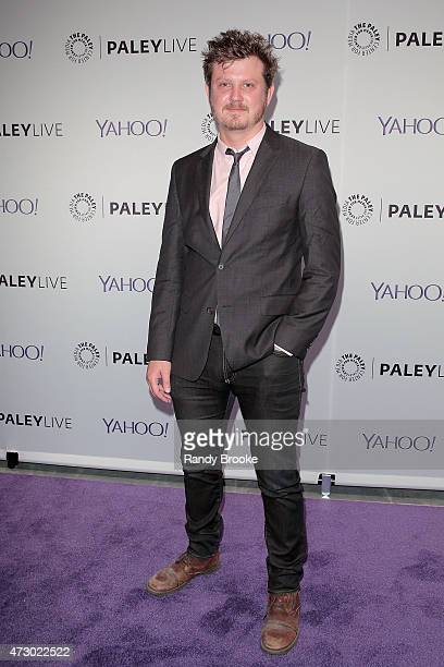 American playwright and screenwriter Beau Willimon attends The Paley Center For Media Presents Fact Meets Fiction A Conversation With Alex Gibney And...