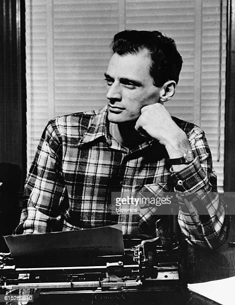 American playwright Arthur Miller whose 'Death of a Salesman' won him a Pulitzer Prize He was married for a while to Marilyn Monroe