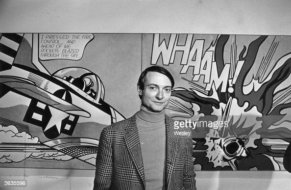 a biography of roy lichtenstein an american artist Roy fox lichtenstein was an american pop artist during the 1960s, along with andy warhol,  lichtenstein married his second wife, dorothy herzka, in 1968.