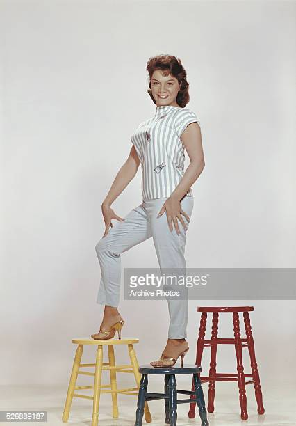 American pop singer Connie Francis circa 1960