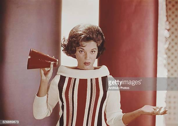 American pop singer Connie Francis circa 1960