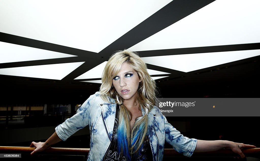 American pop singer, Kesha, poses for a photo at the Four Seasons Hotel on March 10, 2011 in Sydney, Australia.