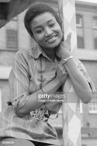 American pop singer Viola Wills circa 1977