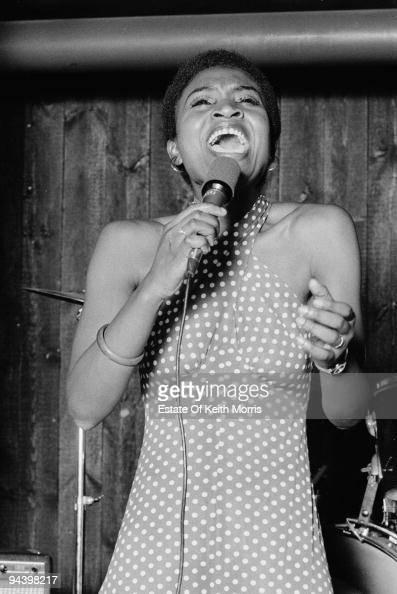 American pop singer Viola Wills in concert May 1977