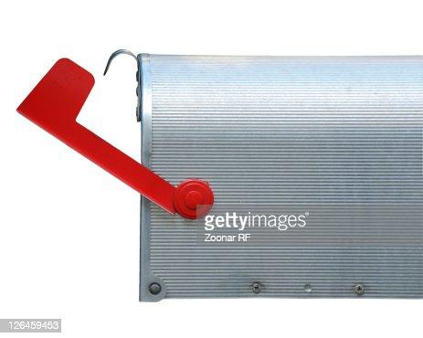 Amerikanischer Briefkasten postbox with flag amerikanischer briefkasten mit roter