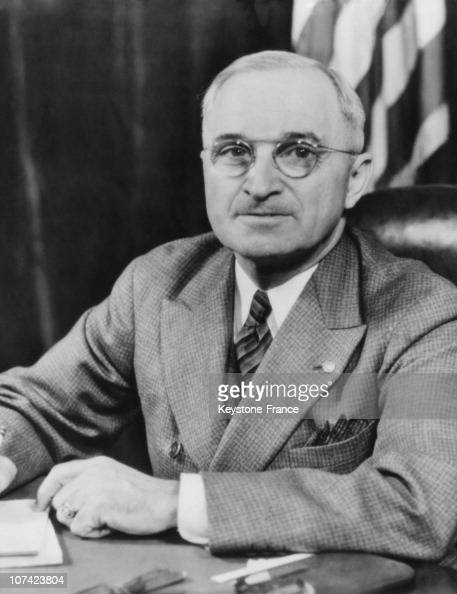 an introduction to the harry s trumans presidency A webquest that explores truman's decision to drop the atomic bomb   introduction: in  project was realized when the us successfully detonated.