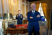 American President Joe Biden's Wax Figure Unveiling At...