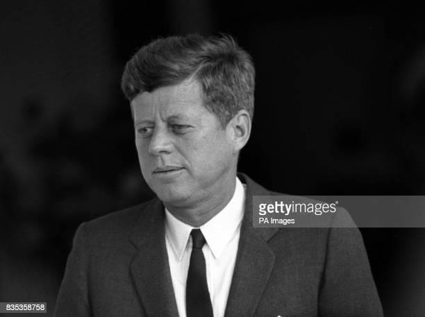 American President John F Kennedy John F Kennedy