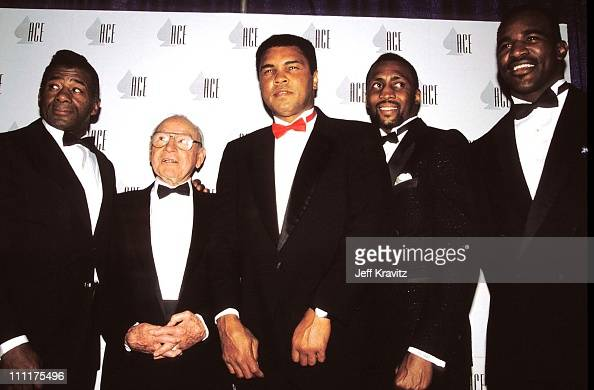Flyod Patterson Muhammad Ali Thomas Hearns Evander Holyfield