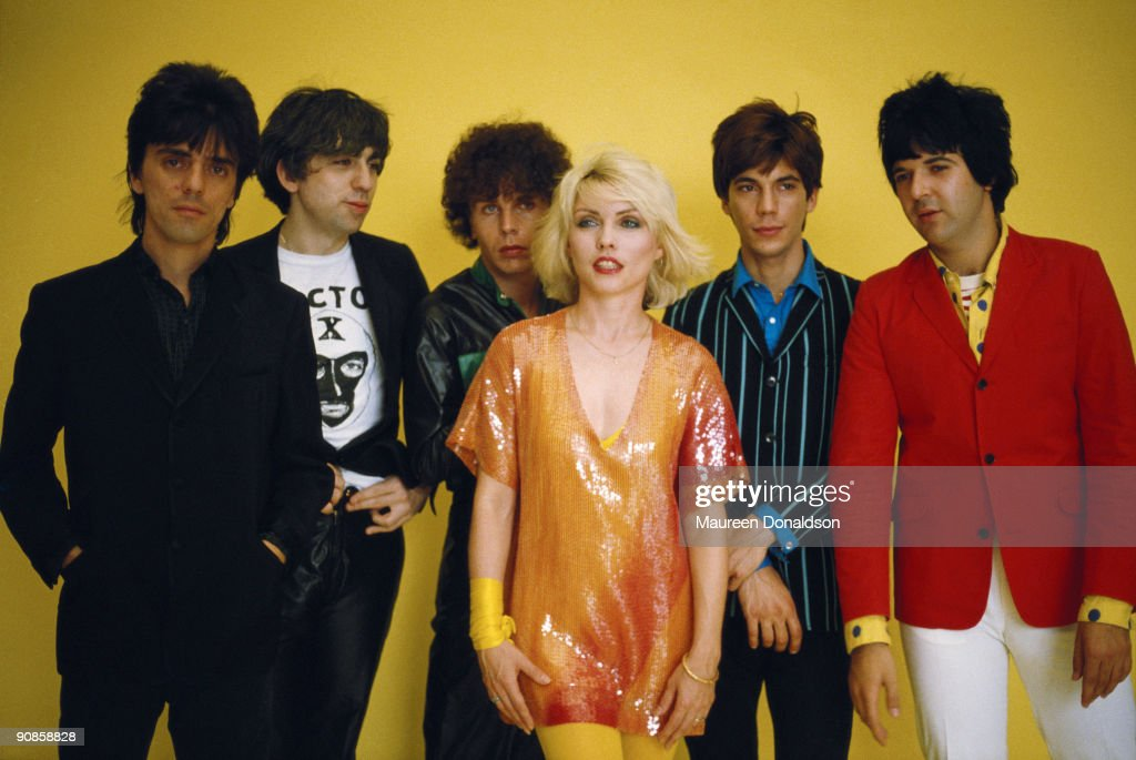 Archive Entertainment On Wire Image: Debbie Harry
