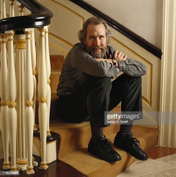 American puppeteer Jim Henson creator of 'The Muppets' 1986