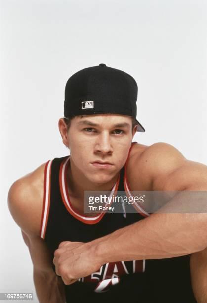 American rapper and actor Marky Mark circa 1991