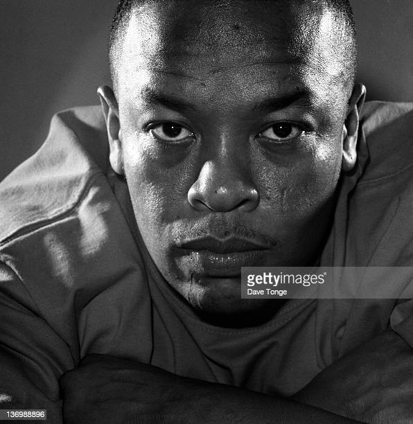 American rapper and Record producer Dr Dre Los Angeles United States November 1999