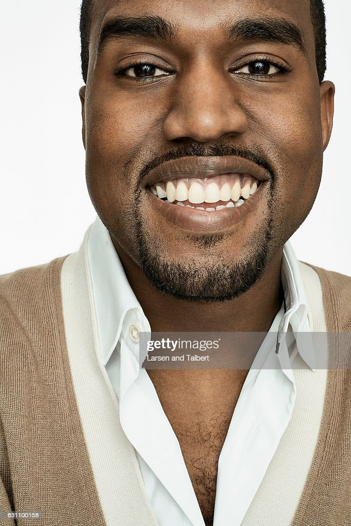 American rapper, songwriter, record producer, fashion designer, and entrepreneur Kanye West is photographed for People Magazine on December 6, 2005 in Los Angeles, California.