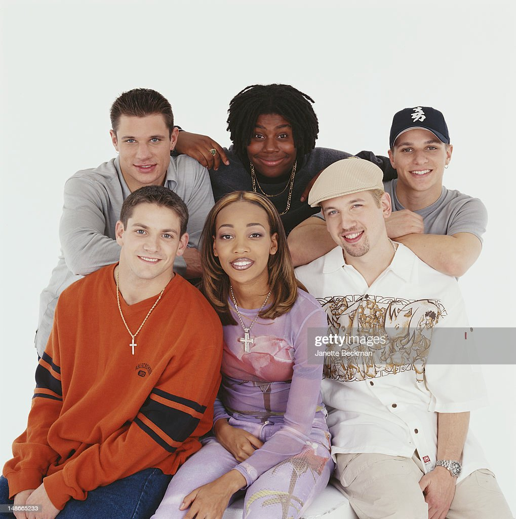 American RB singer and songwriter Monica joins the cast of the Nickelodeon TV show 'All That' USA circa 1997