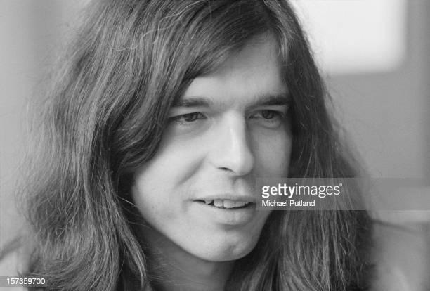 American record producer Tony Visconti 18th October 1972