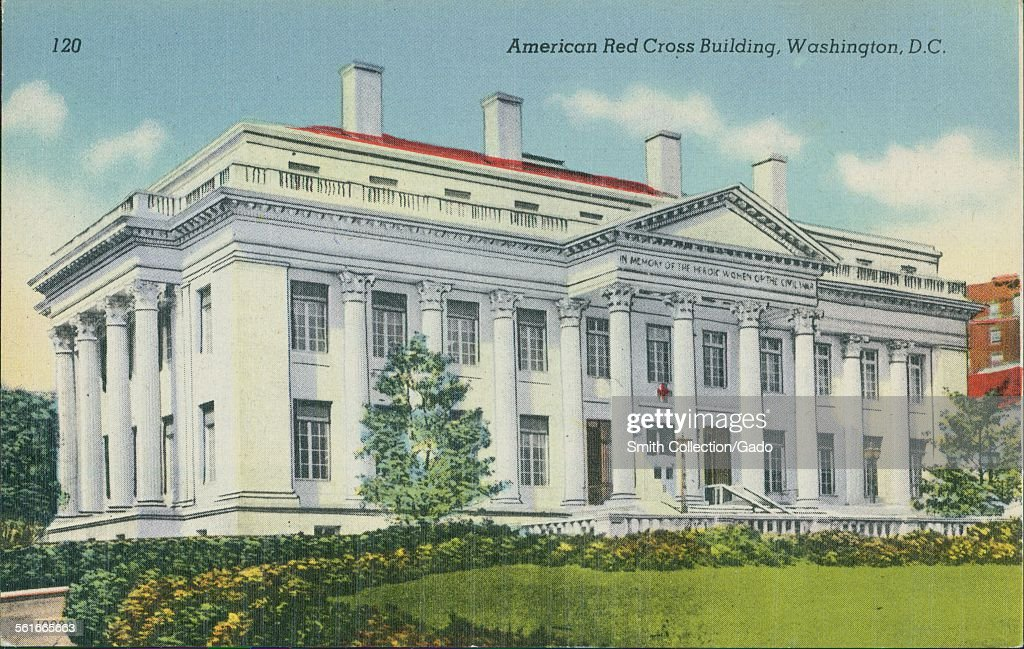 American Red Cross Building Washington DC 1926