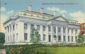American Red Cross Building Washington DC 1926