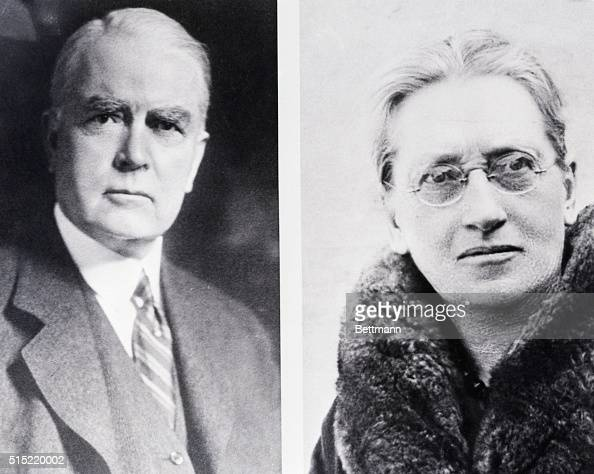 American religious leader John Raleigh Mott Secretary General of the World Student Christian Federation and American economist and sociologist Emily...