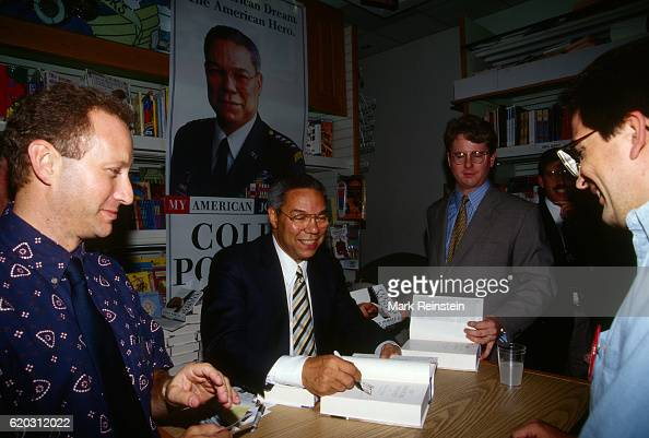 The life and accomplishments of retired general colin powell in my american journey