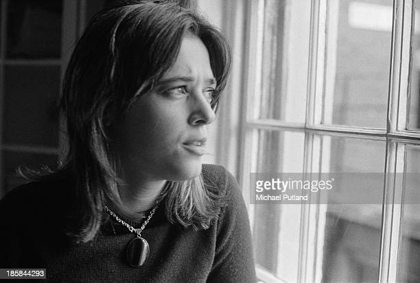 American rock singersongwriter Suzi Quatro UK 22nd October 1973