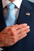 American Saying Pledge of Allegiance